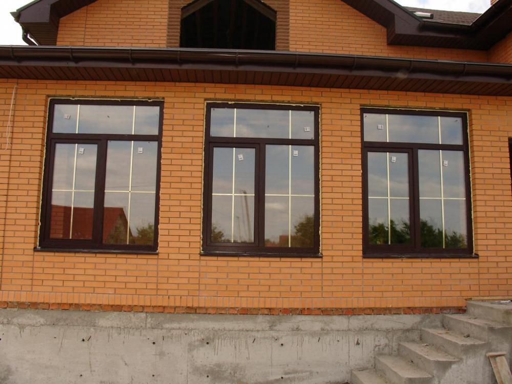окна в дом варианты фото пастернак